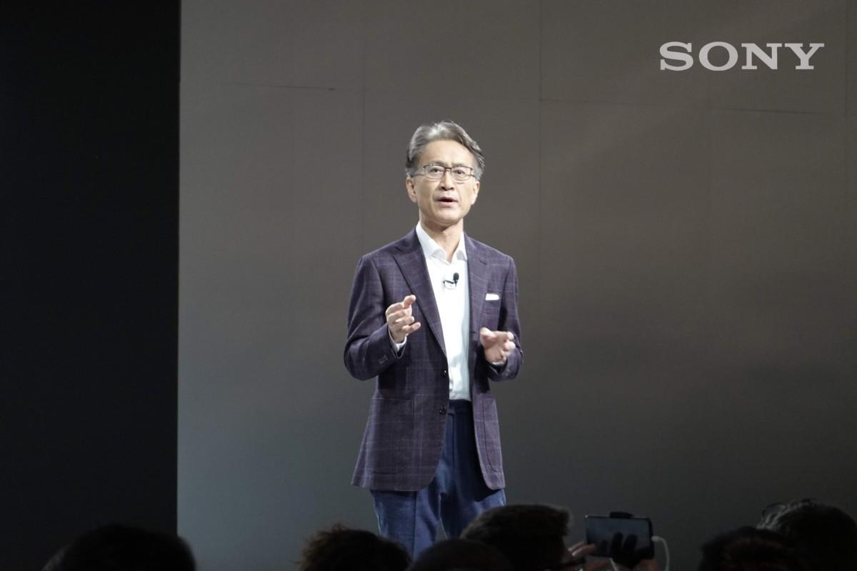 CES 2020 - Sony President