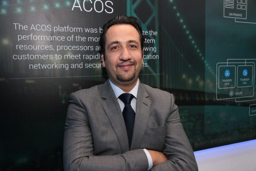 Moneer, Regional Vice President of Sales – MENA -A10 Networks - techxmedia