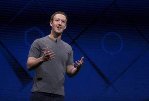 facebook - Mark Zuckerberg Delivers Keynote Address At Facebook F8 Conference - TECHx