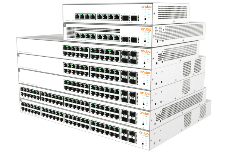 Aruba Instant On 1930 Series Switches - TECHx Media