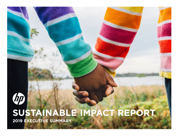 Sustainable Impact Report - HP