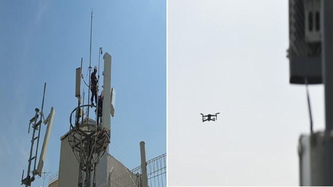 Drone - Antenna