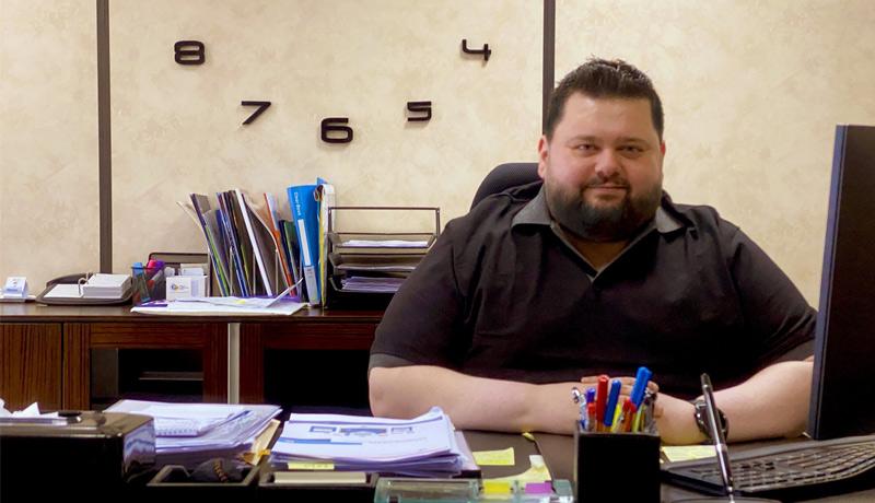Ayman Mansour, IT Infrastructure Department Manager, IKK Group-veeam-techxmedia