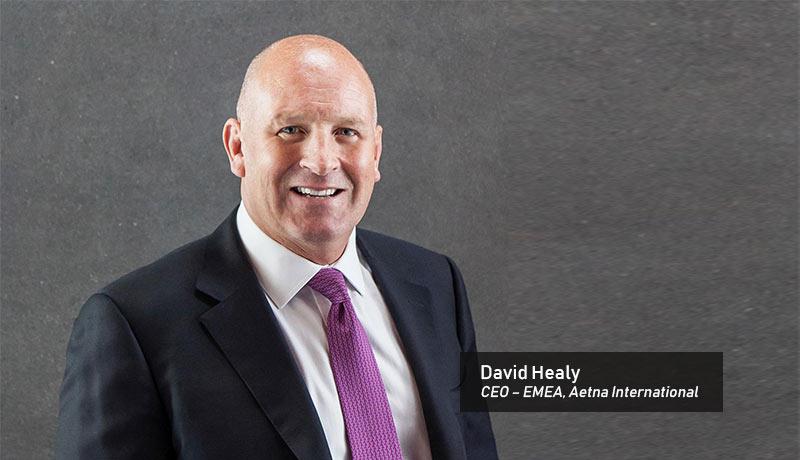 David-Healy---CEO-EMEA---Aetna-International-technology-techxmedia