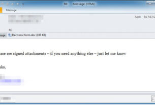 Email-lure-with-malicious-Word-doc-attachment-Emotet-techxmedia