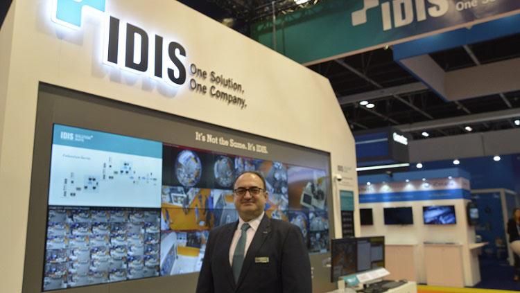 Jamil-Al-Asfar-Senior-Sales-Manager-Middle-East-Africa-IDIS---inside-IDIS -techxmedia