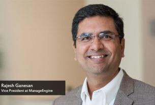 Rajesh-Ganesan,-Vice-President,-ManageEngine-ManageEngine-techxmedia