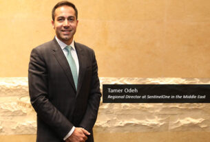Tamer-Odeh,-Regional-Director-at-SentinelOne-in-the-Middle-East-GDPR-Cybercrime-techxmedia