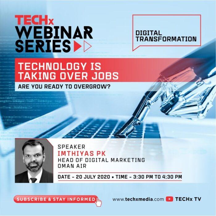 TechX-Webinar - Digital Transformation