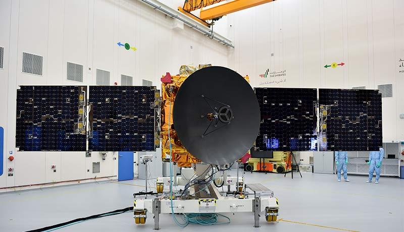 The-Hope-Probe-مسبار-الأمل-Emirates Mars Mission-techxmedia