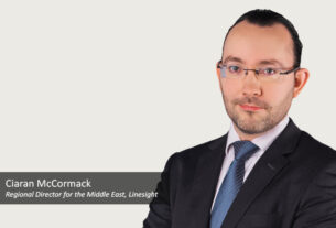 ciaran-mccormack-regional-director-for-the-middle-east-linesight- centre projects - Techxmedia