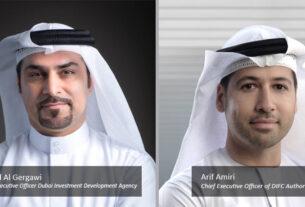 Arif Amiri-Fahad Al Gergawi-DIFC-techxmedia