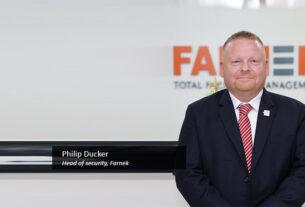philip-ducker-head-of-security-farnek-Farnek -techxmedia