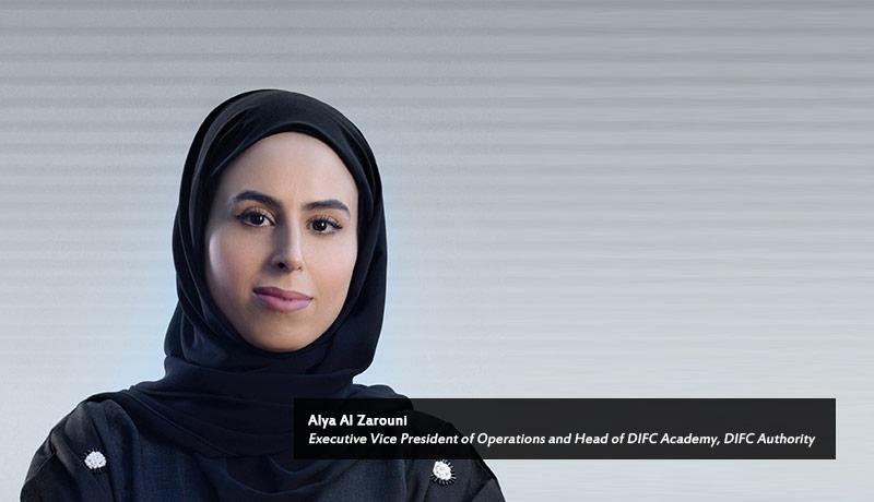 Alya-Al-Zarouni,-Executive-Vice-President-of-Operations-and-Head-of-DIFC-Academy,-DIFC-Authority - TECHxmedia