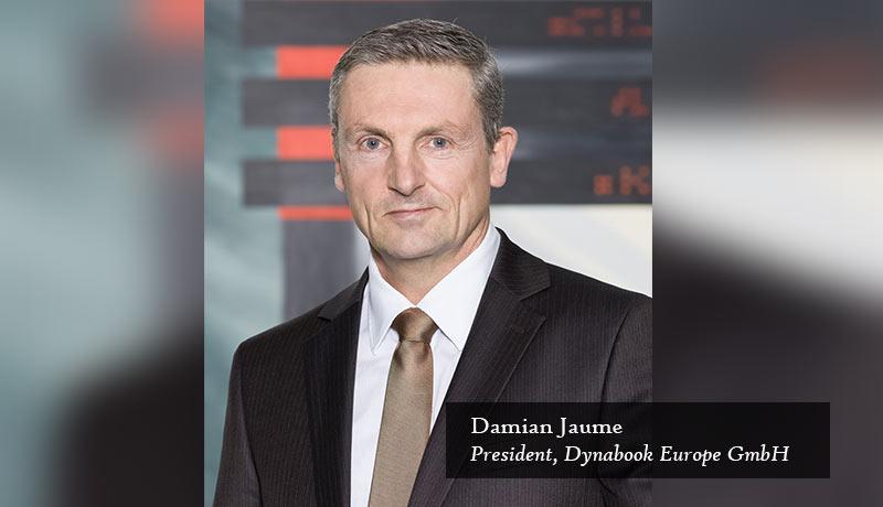 Damian-Jaume,-President,-Dynabook-Europe-GmbH-work-techxmedia