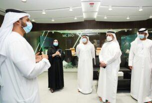 Dubai-Municipality-visits-Moro-Hub-3-TECHx