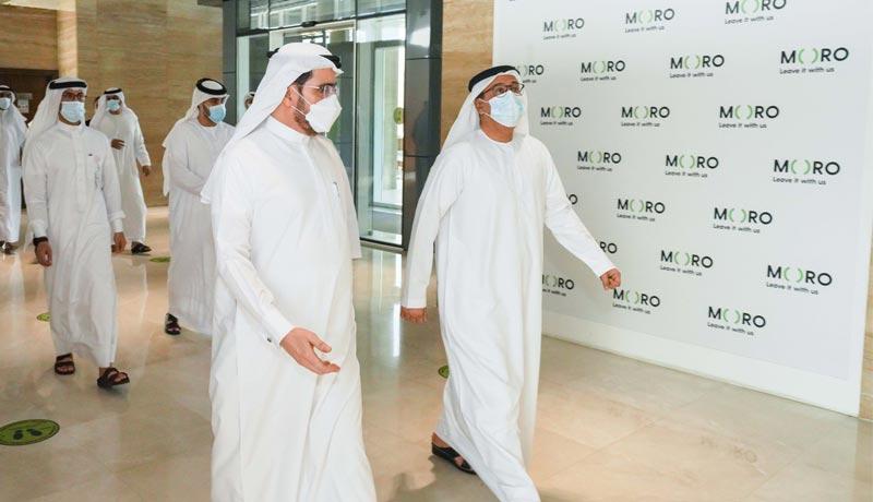 Dubai-Municipality-visits-Moro-Hub-TECHx