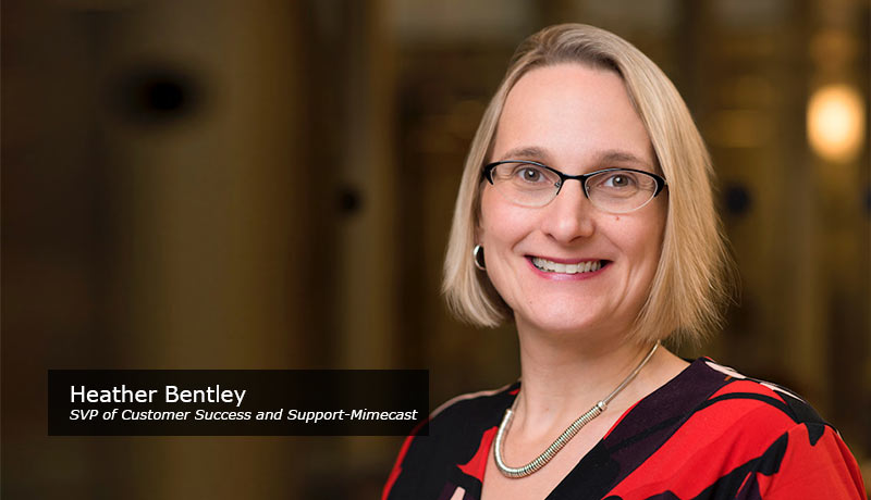 Heather-Bentley,-senior-vice-president-of-customer-success-and-support- Mimecast - techxmedia
