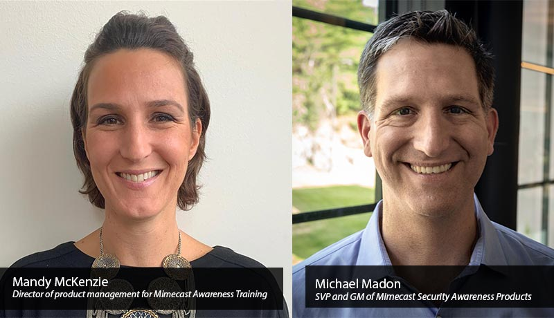 Mandy-McKenzie,-director-of-product-management-for-Mimecast-Awareness-Training-SAFE Phish-TECHx