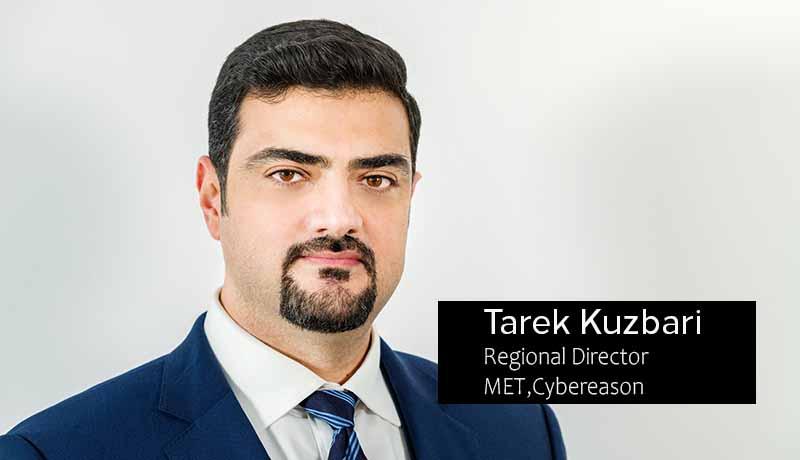 Tarek Kuzbari - VARs - Cybereason - Techxmedia