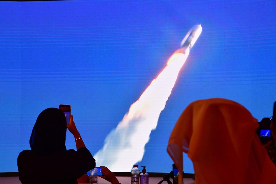 UAE-Hope-Probe-Mars-2-Mars Mission-techxmedia