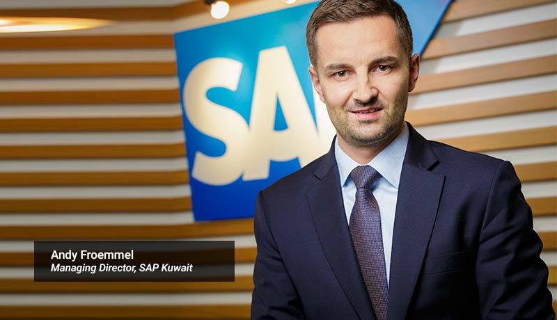 Andy-Froemmel,-Managing-Director,-SAP-Kuwait-Kuwait Steel -techxmedia