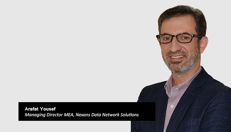 Arafat-Yousef,-Managing-Director---Middle-East-&-Africa,-Nexans-Data-Network-Solutions - network-LAN - TECHx