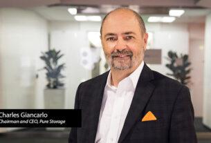 Charles-Giancarlo,-Chairman-and-CEO,-Pure-Storage-Portworx-techxmedia