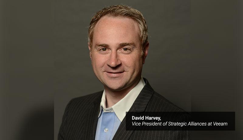 David Harvey-Veeam-Go-To-Market Partner of the Year -techxmedia