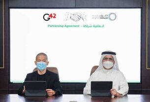 Digital DEWA - G42 - Partnership Agreement - TECHx