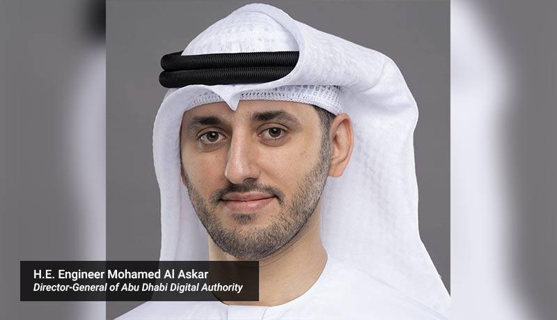 H.E.-Engineer-Mohamed-Al-Askar,-Director-General-of-Abu-Dhabi-Digital-Authority-Abu Dhabi Pay-techxmedia