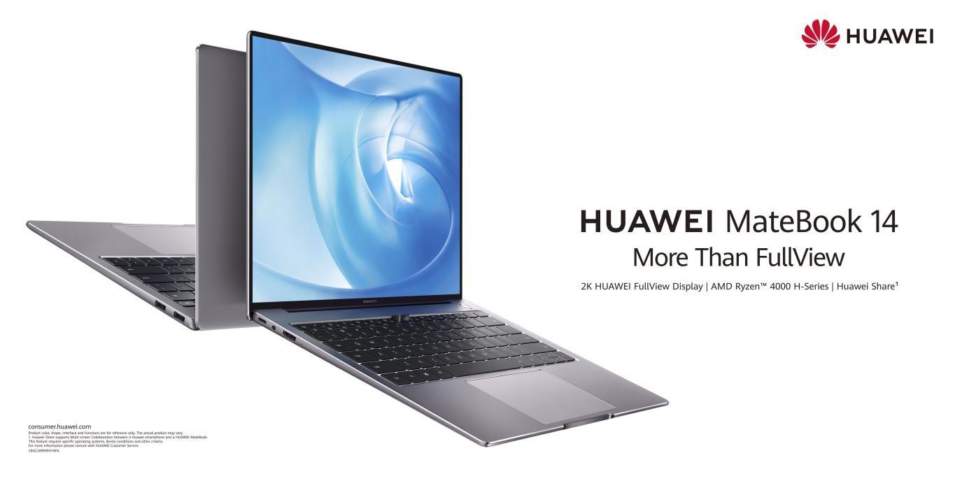 HUAWEI MateBook 14-Huawei products-techxmedia
