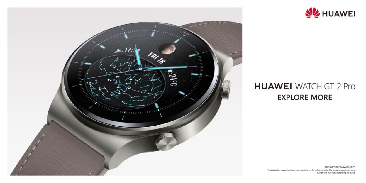 HUAWEI WATCH GT 2 Pro-Huawei products-techxmedia