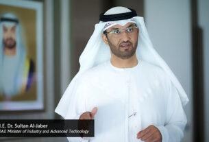 Image-1-H.E.-Dr.-Sultan-Al-Jaber,-UAE-Minister-featured-GMIS-techxmedia