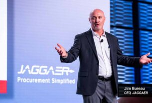 Jim-Bureau,-CEO,-JAGGAER Now-techxmedia