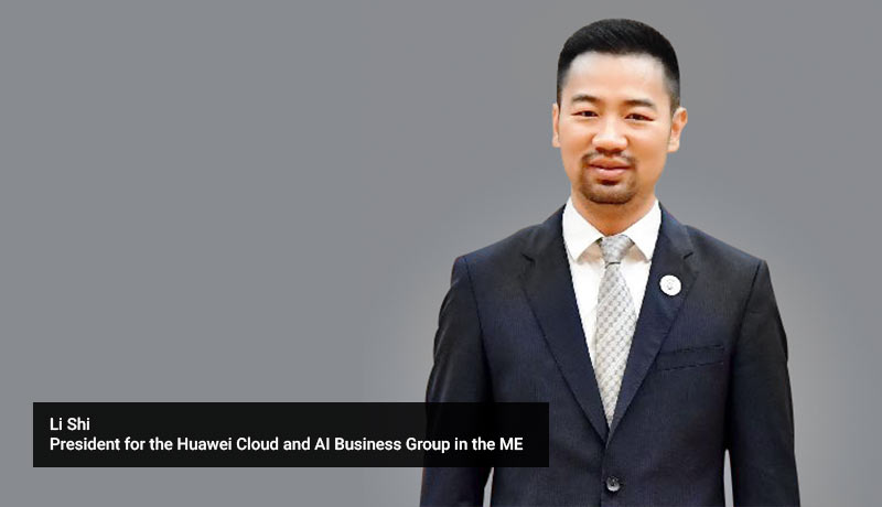 Li-Shi-Cloud and AI Business Group-techxmedia