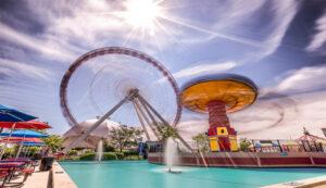 Middle East amusement park - TECHx