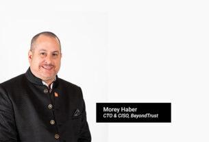 Morey-Haber,-CTO-&-CISO,-BeyondTrust - Passwordless administration -TECHx