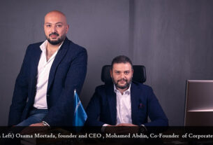 Osama-Mortada-founder-and-CEO-of-CorporateStack-techxmedia