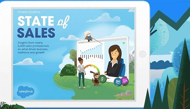 Salesforce---State-of-Sales-2020-Sales report-techxmedia
