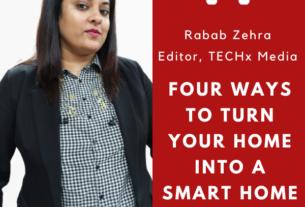smart home - podcast - rabab
