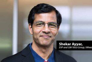 VMware - Shekar Ayyar - TECHx