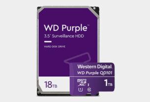 WD-Purple-HDD-microSD-Video Surveillance-techxmedia