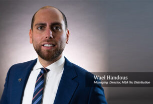 Wael-profile - MEA Tec - TECHx