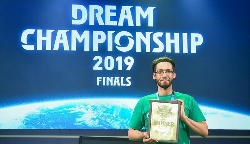 dream-championship winner -techxmedia