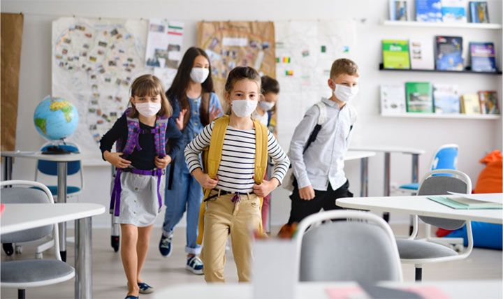 kids_masks_classroom---insideBack-to-School-techxmedia