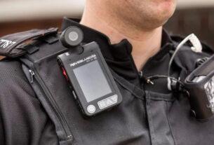 Thames Valley Police body mounted camera-Dubai-techxmedia