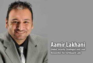 Aamir Lakhani- Global Security Strateg - threat landscape - Techxmedia