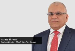 Assaad-El-Saadi,-regional-director-–-Middle-East,-Pure Storage enterprise -TECHx