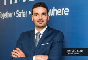 Bernard-Roux,-CEO-of-Thales-Thales Emarat Technologies -TECHx